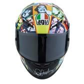 AGV GP TECH LTD  ROSSI FACES in Armagh