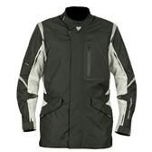 Frank Thomas Aqua Ride Jacket Grey Black in Armagh
