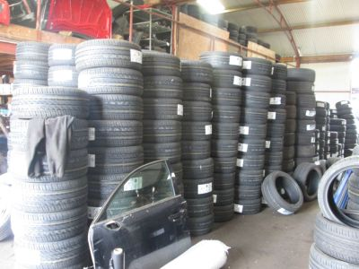 WIDE RANGE OF NEW AND PART WORN TYRES AVAILABLE!! in Derry / Londonderry