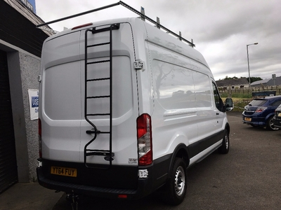 Ford Transit Ladders in Tyrone
