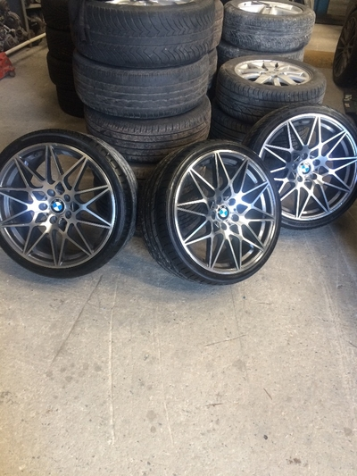 BMW Wheels in Down